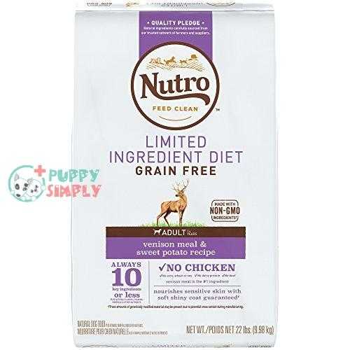 NUTRO Limited Ingredient Diet Adult
