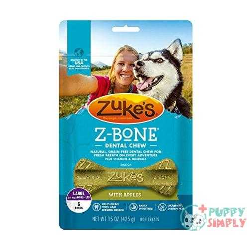 Zuke's Dental Chew Dog Treats