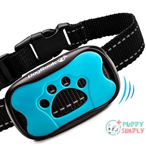 DogRook Rechargeable Bark Collar -